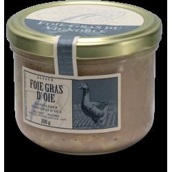 FOIE GRAS D'OIE - Verrine